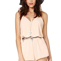 Nasty Gal Peaches And Dream Romper