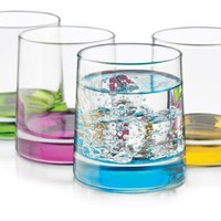 Libbey Cabos Splash 4 Piece Glass Set (10.8 oz)