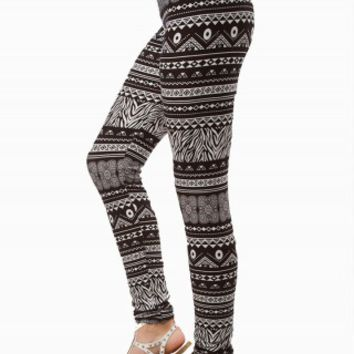 AZTEC ANIMAL LEGGINGS