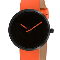 Sometimes Watch in Orange by Projects - Pop! Gift Boutique