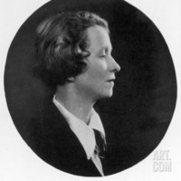 Edna St Vincent Millay American Poet Photographic Print at Art.com