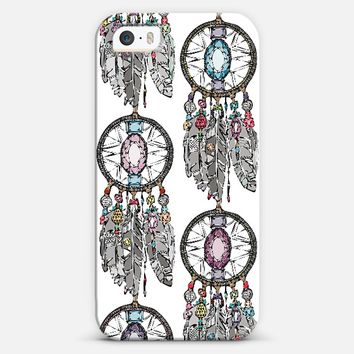 gemstone dreamcatcher iPhone 5s case by Sharon Turner | Casetify