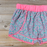 Shallow Waters Shorts