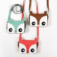 Say Fox Purse