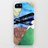 Paper plans iPhone & iPod Case by Li9z | Society6