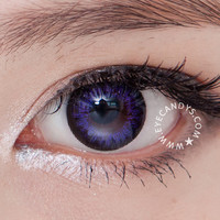 NEO Celeb Violet Decorative Contact Lenses | EyeCandy's