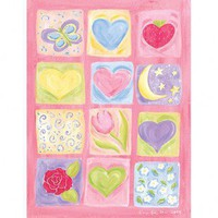 Art 4 Kids Spring Fever I Wall Art - 21470 - All Wall Art - Wall Art & Coverings - Decor