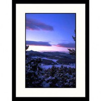 Great American Picture Colorado Winter Framed Photograph - Bruce Clarke - IS185256 - All Wall Art - Wall Art & Coverings - Decor