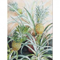 Windsor Vanguard Luau Canvas - VC4018 - All Wall Art - Wall Art & Coverings - Decor