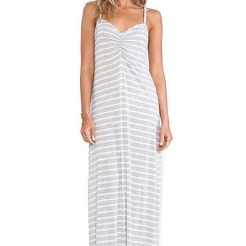 CA by vitamin A Erica Maxi Dress in Gray