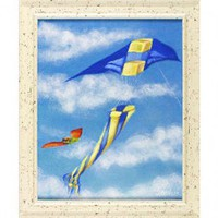 Windsor Vanguard Kite II by Unknown - VC7309B24x30 - All Wall Art - Wall Art & Coverings - Decor
