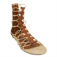 Mia Livi Tall Gladiator Sandal EXTENDED SIZES AVAILABLE at Von Maur