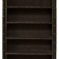 One Kings Lane - Noir - Reynolds Bookcase, Espresso