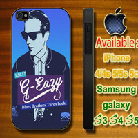 G eazy custom design hard plastic available for iphone 4/4s,5/5s/5c and samsung galaxy S3/S4/S5 case