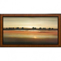 Phoenix Galleries Golden Plains Frame Print - TW58-C - All Wall Art - Wall Art & Coverings - Decor