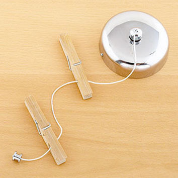 Retractable Clothesline | Kitchen Accessories| Kitchen & Dining | World Market