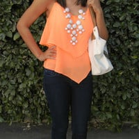 Sunkissed Blouse
