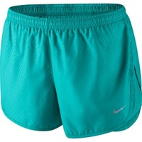 Nike Women's Modern Emboss Tempo Shorts - Dick's Sporting Goods
