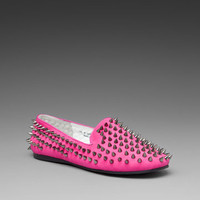 UNIF  Hell Raisers Flat in Bubblegum Pink at Revolve Clothing - Free Shipping!