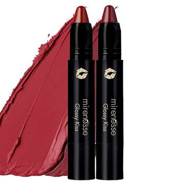 *SP Deep Red Glossy Kiss 3.g Duo - Mirenesse