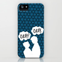 Okay-The Fault in Our Stars iPhone & iPod Case by Anthony Londer   Society6