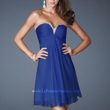 La Femme 17042 at Prom Dress Shop