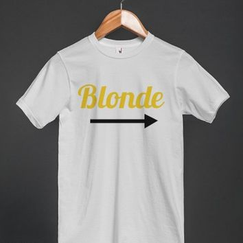 blonde friend t-shirts