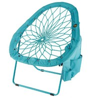 Super-Bungee Chair - New pear shape only from Brookstone!