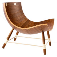 LOPFURNITURE -  the Viking Chair