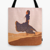Desert Tote Bag by Francesca B. | Society6