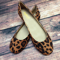 LEOPARD LADY FLATS – LaRue Chic Boutique