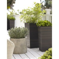 "Tidore Tall 24"" Planter"