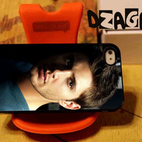 Jensen Supernatural case cell phone for iPhone 4/4S, iPhone 5/5S/5C and Samsung Galaxy S3/S4/S5