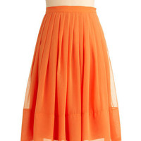 Clementine and Again Skirt | Mod Retro Vintage Skirts | ModCloth.com