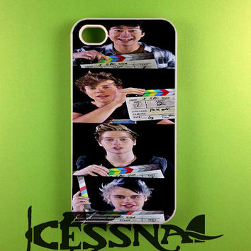 5Seconds of Summer  Clapper Boys  Case for iPhone 4/4s, iPhone 5/5S/5C, Samsung S3 i9300, Samsung S4 i9500, Samsung S5 Case