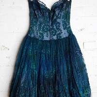 Vintage Midnight Bubble Dress - Urban Outfitters