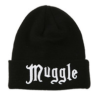 Harry Potter Muggle Watchman Beanie