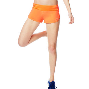 LLD Solid Dolphin Running Shorts