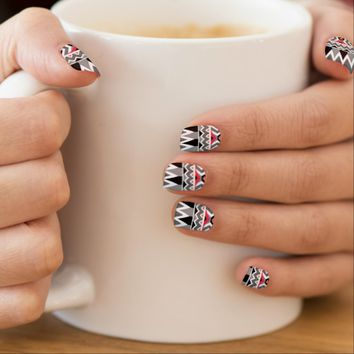 Mix #570 - Tribal Nail Art