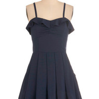 Be My Navy Dress | Mod Retro Vintage Dresses | ModCloth.com
