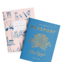 Passport Pocket Notebook Set | LEIF