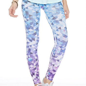 Galactic Leggings - Purple