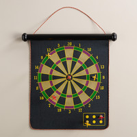 Magnetic Dartboard - World Market