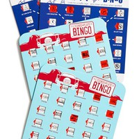 Regal Games 'Car Bingo' Game Card Multipack (Set of 4) | Nordstrom