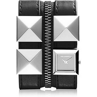 Karl Lagerfeld Zip Studs Watch