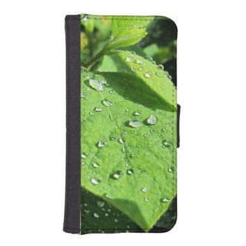 Leaf iPhone Wallet Case