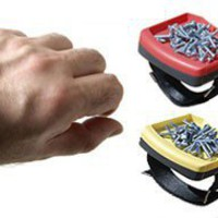 MagWear?- ? Handyman?s Helper Magnetic Wristband ? Gadgets -- Better Living Through Design