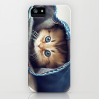 meow iPhone & iPod Case by Max Jones | Society6