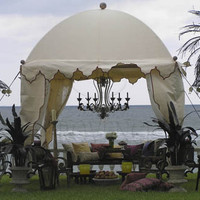 Cuppola--Pavilions and Tents | Custom Made Tents - Gazebos - Garden Pavilions