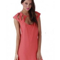 Sugar Babe Cut Out Dress by Madison Square